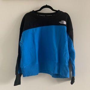 Northface Boxy Crewneck Sweater